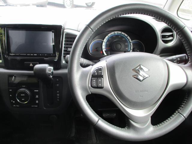カスタム XS レーダーブレーキサポート装着車 社外ナビ(6枚目)