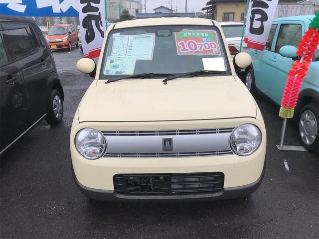 「スズキ」「アルトラパン」「軽自動車」「茨城県」の中古車2