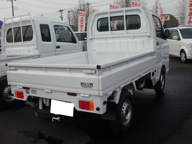 KCエアコン・パワステ MT 4WD(2枚目)