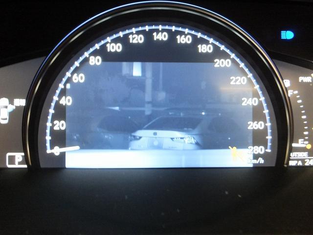 レクサス LS 600hverU Iパッケージ黒革プリクラレダクルナイトB