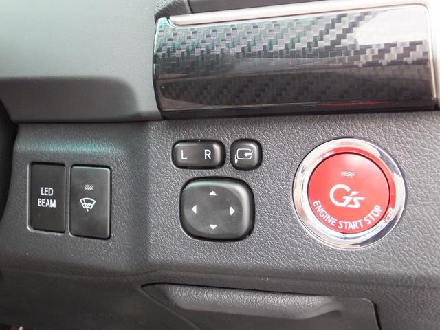 トヨタ マークX 350SG'sTWS鍛造20AWナビTV赤キャリパー1オーナ