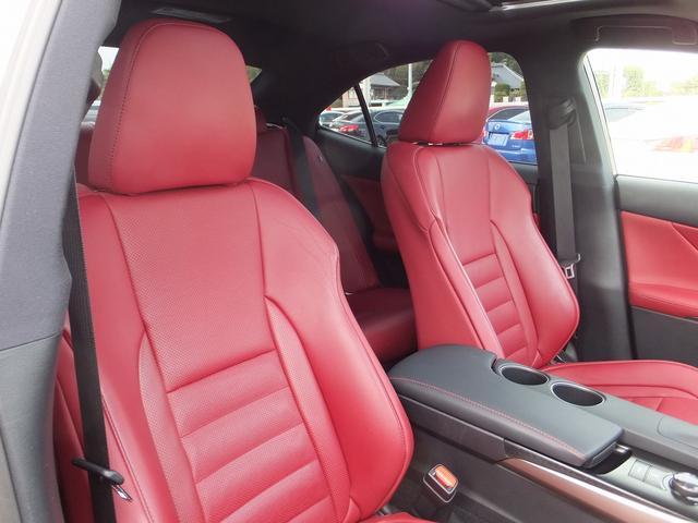 レクサス IS 350FスポーツTRDエアロマフラー19AW赤革SRプリクラ