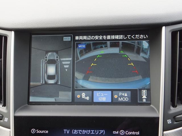 日産 スカイライン 350GTFOURタイプSPセーフティP全方位運転支援1オナ