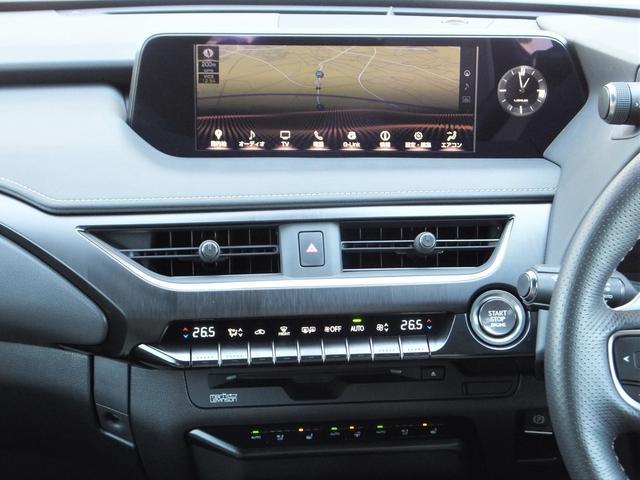 オートエアコンと連動して、シートヒーター、シートベンチレーション、ステアリングヒーターを緻密に自動制御し一人ひとりに最適な心地良さを提供する【レクサスクライメントコンシェルジュ】機能搭載