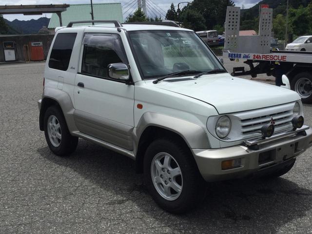 「三菱」「パジェロジュニア」「SUV・クロカン」「群馬県」の中古車6