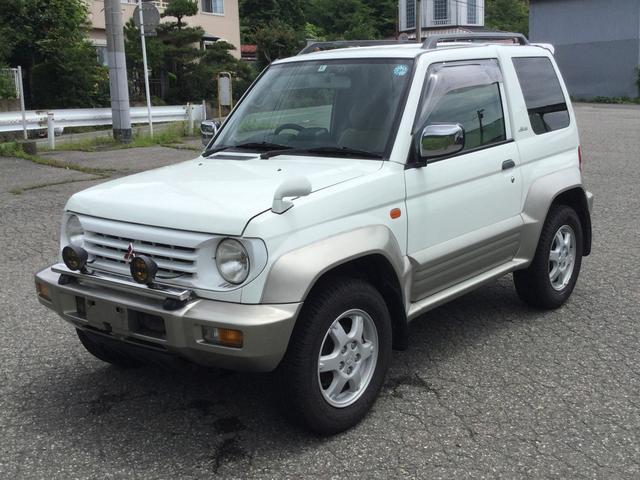 「三菱」「パジェロジュニア」「SUV・クロカン」「群馬県」の中古車7
