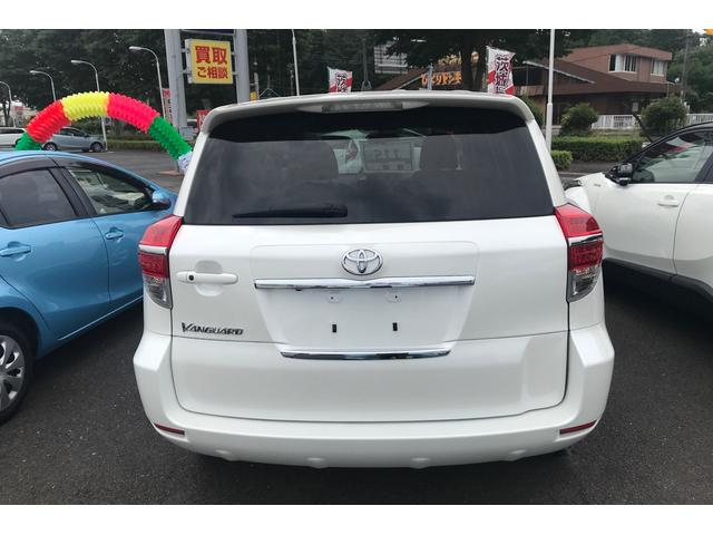 「トヨタ」「ヴァンガード」「SUV・クロカン」「茨城県」の中古車6