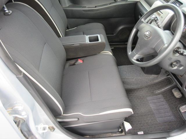 カスタム X キセノンライト CDオーディオ ABS AW キーフリーシステム パワステ 記録簿 エアコン エアバック ベンチS 1オーナー車 WエアB(10枚目)