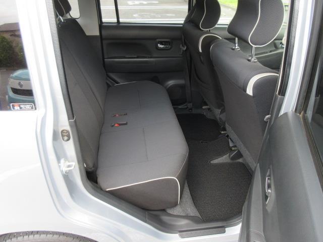 カスタム X キセノンライト CDオーディオ ABS AW キーフリーシステム パワステ 記録簿 エアコン エアバック ベンチS 1オーナー車 WエアB(11枚目)