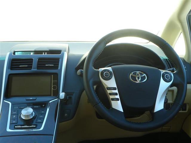 トヨタ SAI S Cパッケージ HDDナビ ワンセグ ETC パワーシート