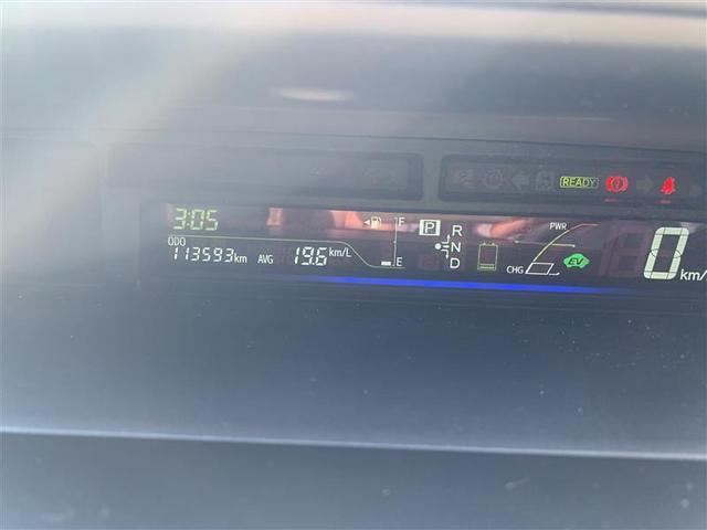 S バックモニター付き キーフリー CDチューナー ナビTV 1オーナー アルミ HDDナビ ETC 記録簿 イモビライザー ABS 運転席エアバッグ スマキ パワステ パワーウインドウ フルセグ地デジ(7枚目)