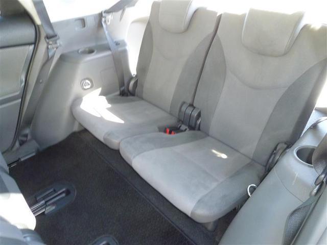 S ワンセグ  メモリーナビ  ETC  乗車定員7人  3列シート  オートエアコン  スマートキー  デュアルエアバッグ  ハイブリッド車(18枚目)