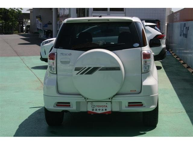「トヨタ」「ラッシュ」「SUV・クロカン」「茨城県」の中古車4