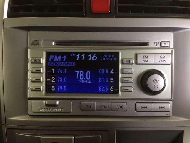 ホンダ ゼストスパーク W スマートキー HID 盗難防止システム バックカメラ