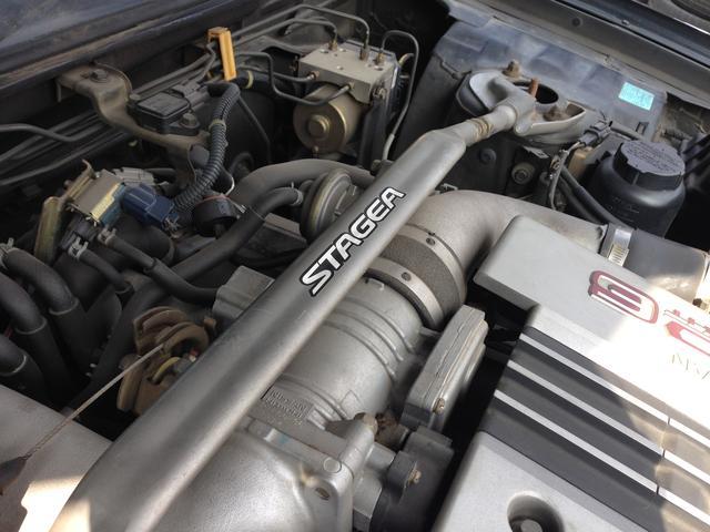 日産 ステージア 25t RS FOUR S