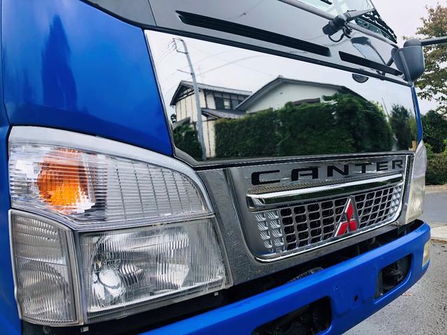 「その他」「キャンター」「トラック」「栃木県」の中古車3