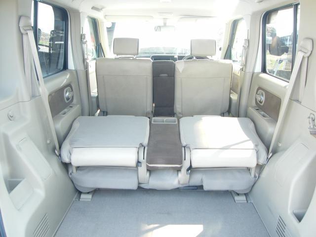 日産 キューブ アクシス パートタイム4WD スマートキー Tチェーン