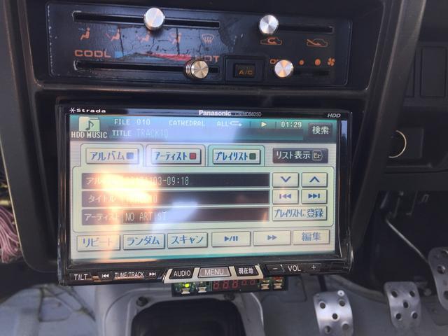ベースグレード 4WD 5速マニュアル リフトアップ パール(14枚目)