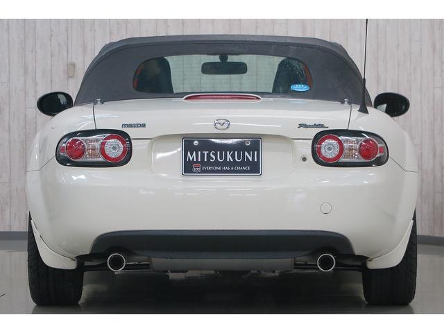 「マツダ」「ロードスター」「オープンカー」「群馬県」の中古車5