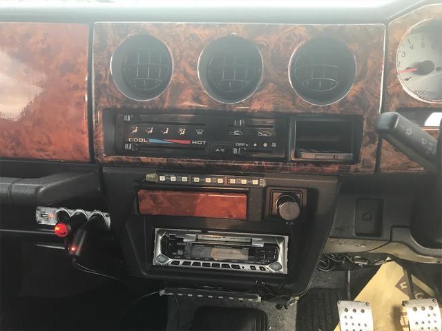 ランドベンチャー 4WD AW 4名乗り AC(22枚目)