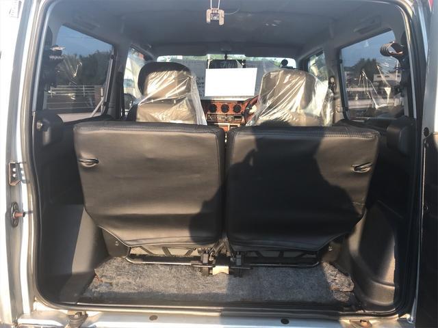 ランドベンチャー 4WD AW 4名乗り AC(34枚目)