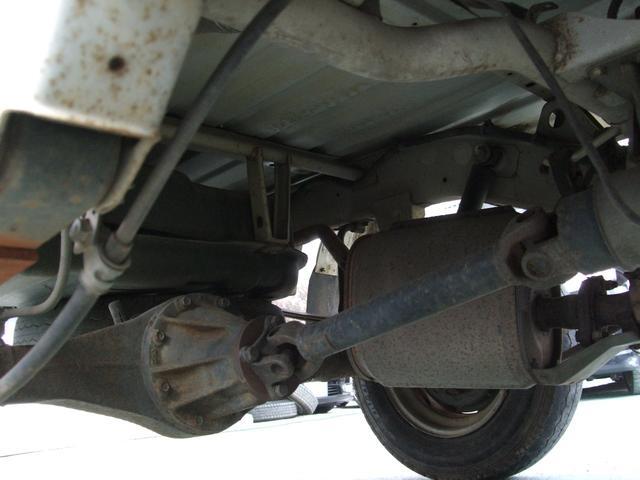 ダイハツ ハイゼットトラック 5速マニュアル タイベル交換済み 社外ステアリング