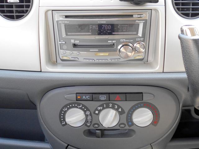 ダイハツ ムーヴラテ L  キーレス ETC 社外オーディオ ベンチシート CD