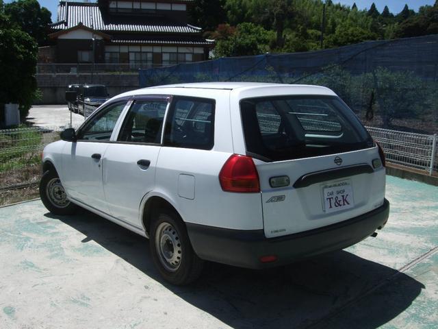 「日産」「ADバン」「ステーションワゴン」「茨城県」の中古車5