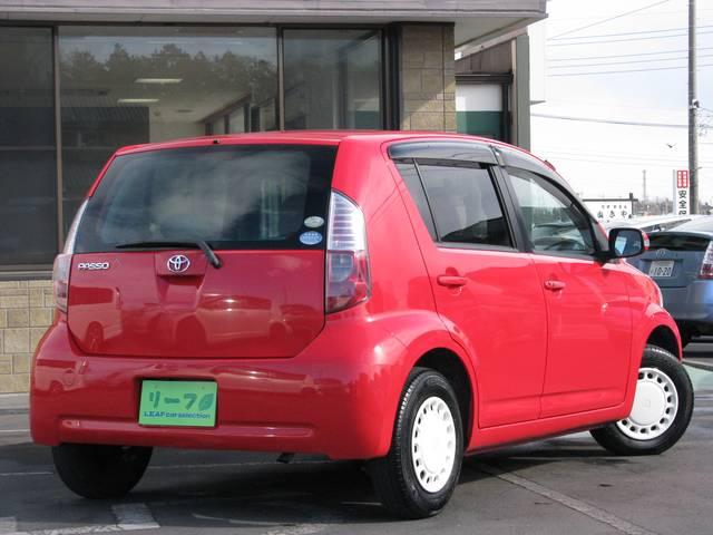 トヨタ パッソ X プチトマコレクション 純正ナビ ワンセグ スマートキー