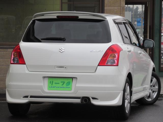 「スズキ」「スイフト」「コンパクトカー」「茨城県」の中古車2