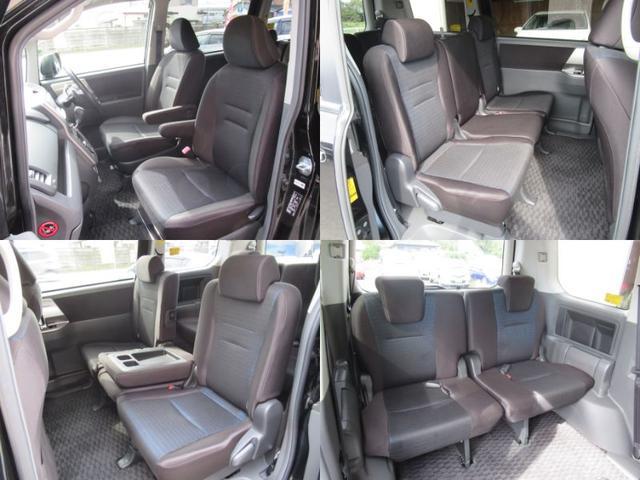 どこに座っても快適なドライブをお過ごし頂けます◇またシートは大きなシミや汚れ等なく綺麗な状態を保っています◇