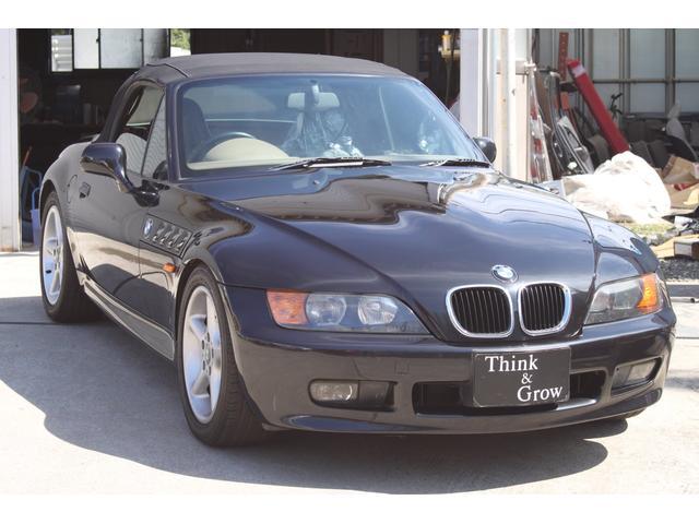 「BMW」「BMW Z3ロードスター」「オープンカー」「茨城県」の中古車4