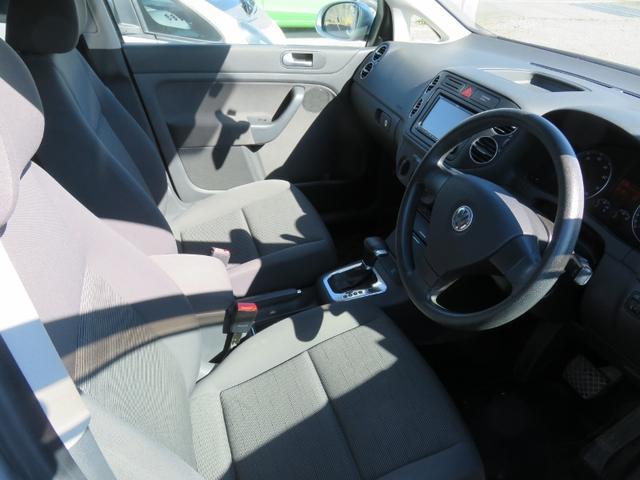 フォルクスワーゲン VW ゴルフプラス E最終型タイミングチェーン式エンジンHDDナビTV装備