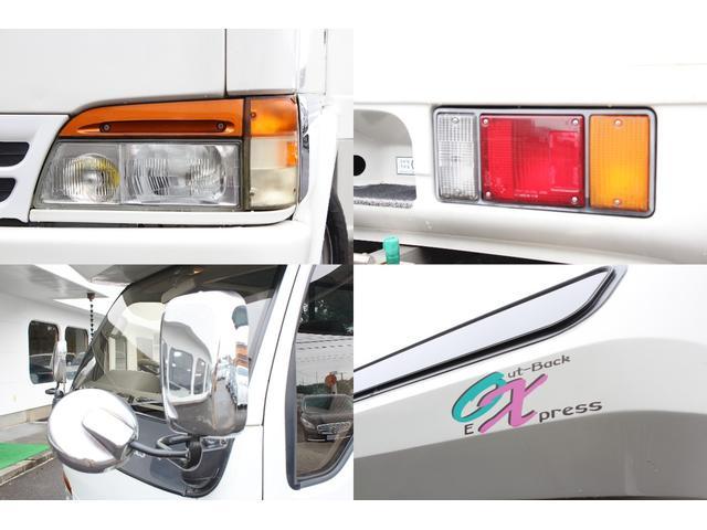 いすゞ エルフトラック キャンピングカー ヨコハマモーターセールス オックス FF