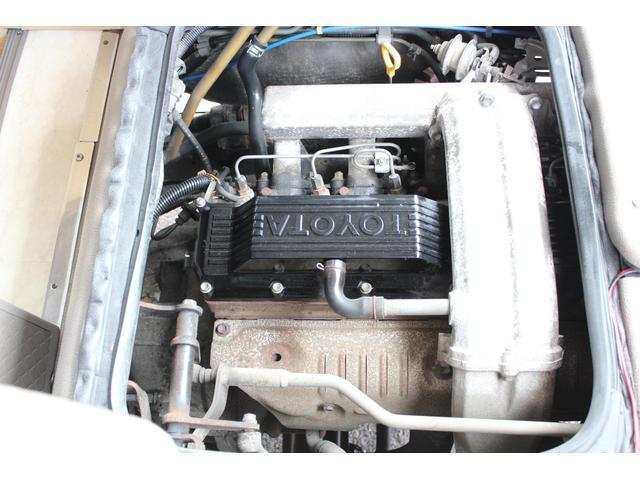 トヨタ コースター キャンピングカー 4.2D FF オーニング インバーター