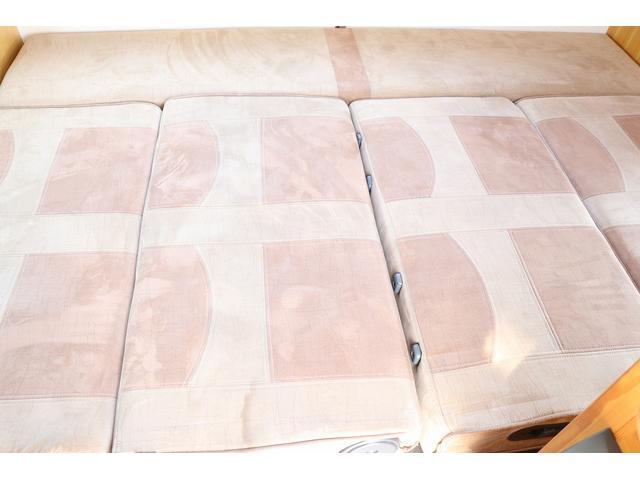 キャンピング AtoZ製アミティ 1オーナー 常設2段ベッド(67枚目)