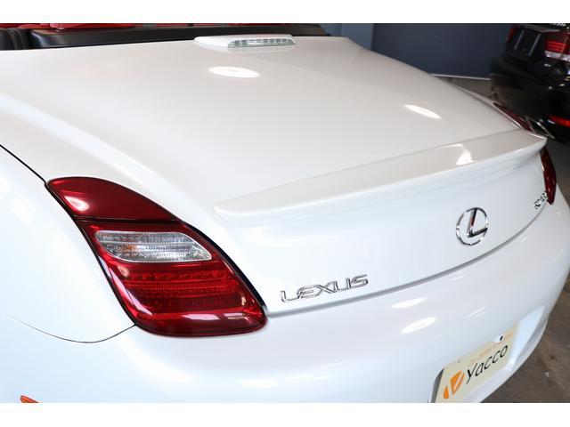 「レクサス」「SC」「オープンカー」「茨城県」の中古車40