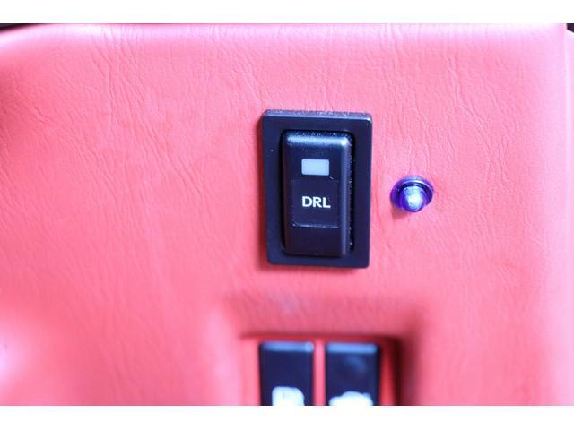 SC430 純正HDDナビ マークレビンソン 赤革シート クルーズコントロール ウッドコンビハンドル DRL GPSレーダー リバース連動ミラー ステアリングスイッチ キーレス スカッフイルミプレート(74枚目)