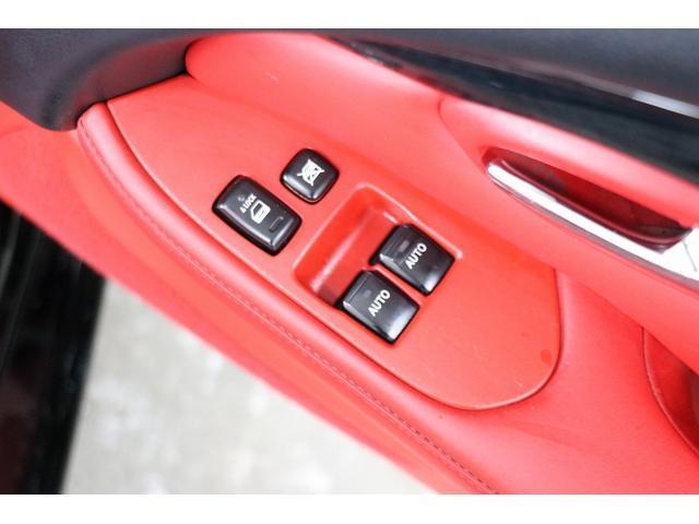 SC430 純正HDDナビ マークレビンソン 赤革シート クルーズコントロール ウッドコンビハンドル DRL GPSレーダー リバース連動ミラー ステアリングスイッチ キーレス スカッフイルミプレート(78枚目)