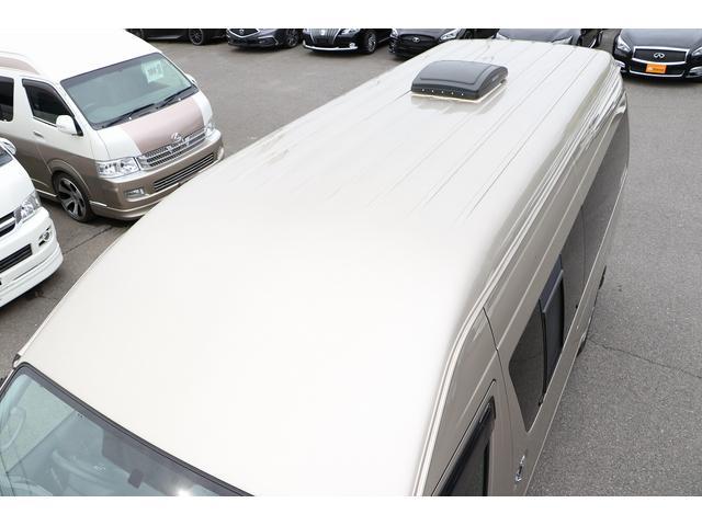 トイファクトリー製ランドティピー ナビ Bカメラ ETC フリップダウンモニター ツインサブバッテリー 走行充電 外部電源・充電 シンク 外部シャワー 冷蔵庫 FFヒーター ベンチレーター 1オーナー(37枚目)