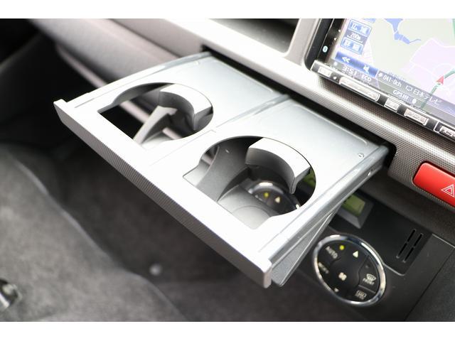 トイファクトリー製ランドティピー ナビ Bカメラ ETC フリップダウンモニター ツインサブバッテリー 走行充電 外部電源・充電 シンク 外部シャワー 冷蔵庫 FFヒーター ベンチレーター 1オーナー(60枚目)