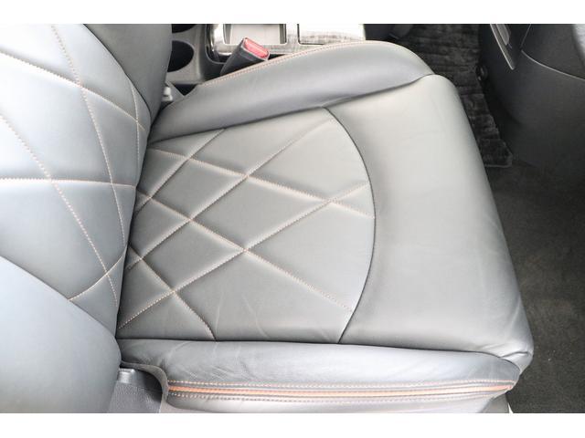 350ハイウェイスタープレミアム 4WD ナビ フリップダウンモニター アラウンドビュー ETC ブラックレザーシート Wサンルーフ レーダークルーズ 踏み違い防止 スカッフイルミ 両側電動スライド パワーバックドア 1オーナー(43枚目)