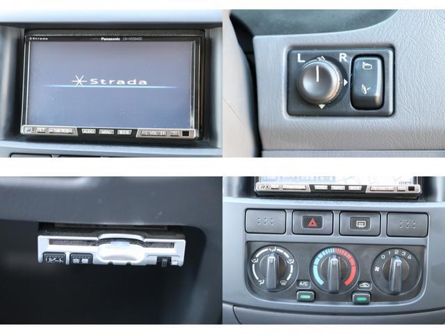 ビークル製ブロス ナビ Bカメラ ETC キーレス サブバッテリー 走行充電 外部電源・充電 シンク 冷蔵庫 FFヒーター 後席モニター サイドオーニング 1オーナー(6枚目)