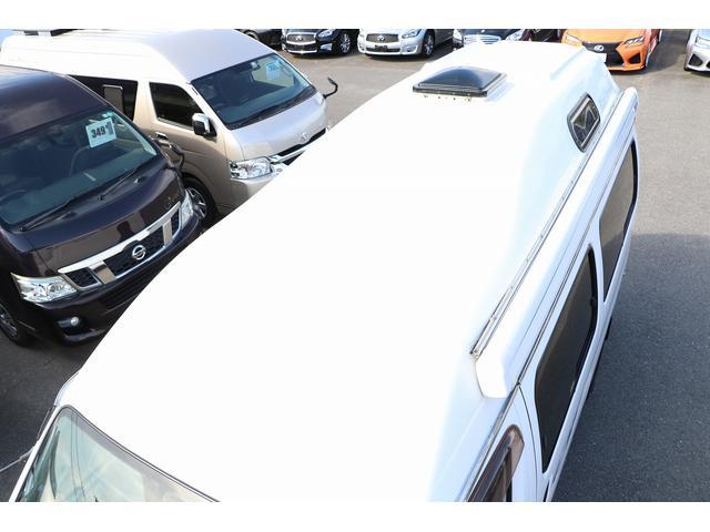 4WD ファーストカスタム製ブランエクスプレス ETC キーレス サブバッテリー 走行充電 外部電源・充電 シンク 冷蔵庫 FFヒーター ベンチレーター サイドオーニング 1オーナー(37枚目)