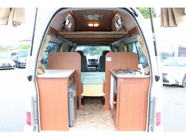 4WD ファーストカスタム製ブランエクスプレス ETC キーレス サブバッテリー 走行充電 外部電源・充電 シンク 冷蔵庫 FFヒーター ベンチレーター サイドオーニング 1オーナー(71枚目)