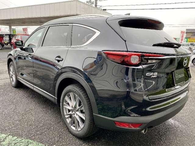「マツダ」「CX-8」「SUV・クロカン」「茨城県」の中古車6