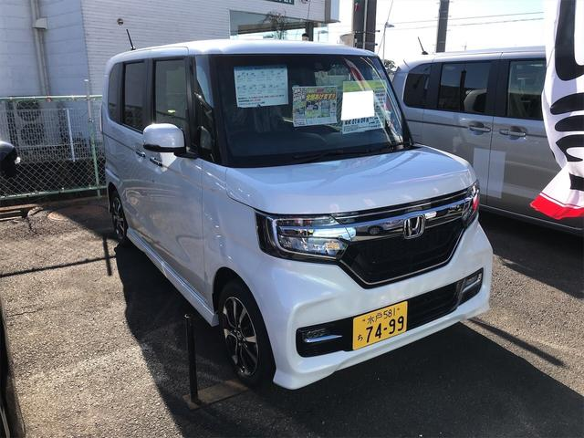 G・Lホンダセンシング 軽自動車 LED スマートキー(3枚目)
