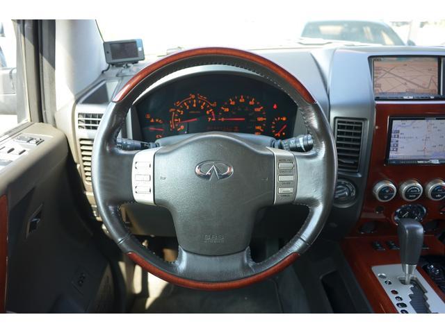 「その他」「インフィニティ QX56」「SUV・クロカン」「茨城県」の中古車23