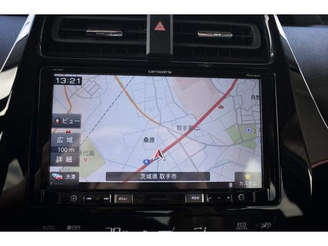 プリウス3 左ハンドル カロッツェリア9インチナビ シートヒーター ブラウンシート バックカメラ ETC(21枚目)