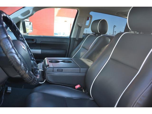 クルーマックス SR5 新車並行 TRDオフロード 4WD リフトアップ XD20インチホイール オーバーフェンダー ハードトノカバー レザーシート サンルーフ HDDナビ バックカメラ サイドステップ ETC(12枚目)